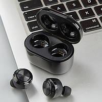 Безпровідні навушники Bluetooth AirTwins A6 TWS з боксом для зарядки