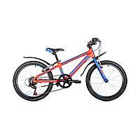 Гірський спортивний дитячий алюмінієвий велосипед Avanti Turbo 20 VB (2018) new