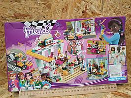 """Конструктор Bela Friends """"Передвижной ресторан"""" 11038"""