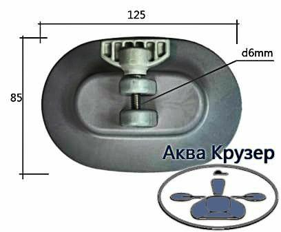 крепление тента на лодку пвх (размеры) - тент на пвх своими руками с магазином Аква Крузер