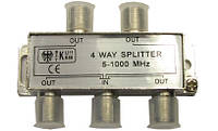 Splitter 4-way Germany