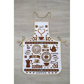 Фартук Lotus Style - Coffee FK-06 кофе