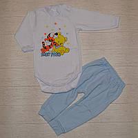 Комплект утеплений для немовлят р.68-74   Комплект для малышей 6-9 2763a5bcd33ed