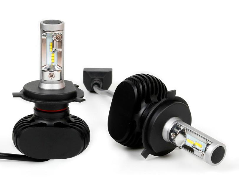 Комплект светодиодных ламп головного света LED S1-H1 светодиодная фара основного света LED S1-H1