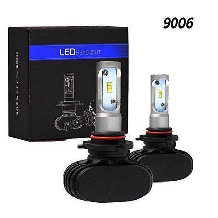 Комплект светодиодных ламп головного света LED S1-HB4 (9006) светодиодная фара основного света LED S1-HB4