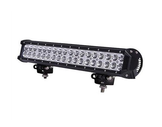Автофара LED (36 LED)  5D-108W-MIX прямоугольная автофара 108W на 36 ламп