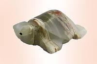 Черепаха из оникса, 8 см