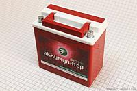 Аккумулятор 6в 18Аh (кислотный) 122/87/140мм