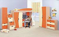 Набор для детской №3Саванна  (Світ мебелів)