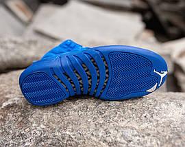 Баскетбольные кроссовки Nike Air Jordan 12 Retro, фото 3