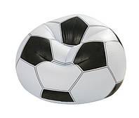 Надувное кресло «Футбольный мяч» Intex 68557 IKD