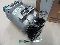 Kомпрессор кондиционера AUDI A4 94-00, VW Passat V 1.9 TDi  (Nissens)