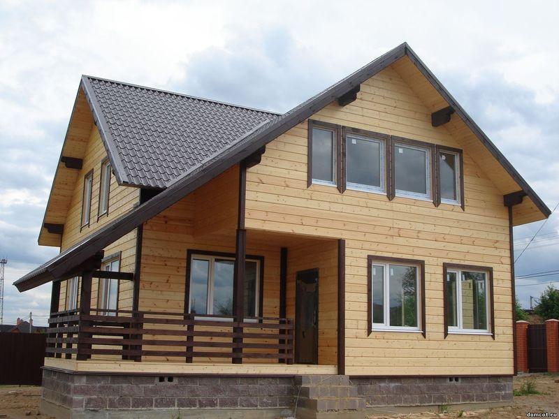 Каркасные дома по финской технологии, фото 1