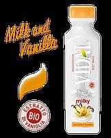 """Крем для душа на молоке ваниль """"Vidal"""" 400 мл"""