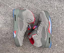 Баскетбольные кроссовки Nike Air Jordan 5, фото 3