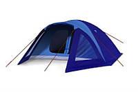 Палатка 4-местная кемпинговая, 2-слойная палатка Coleman 1004