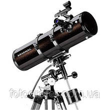 Телескоп Arsenal 130/650, EQ2, рефлектор Ньютона, с окулярами PL6.3 и PL17