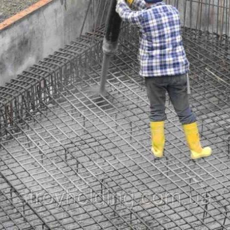 Бетон стройхолдинг чем уплотняют бетонную смесь фундамента