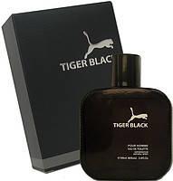 Мужская туалетная вода «Tiger Black» 100 мл