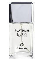 Мужская туалетная вода «Ego platinum» 100 мл