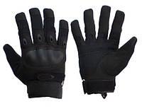 Тактические перчатки OAKLEY чёрные