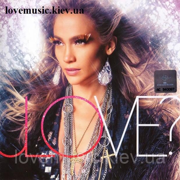Музичний сд диск JENNIFER LOPEZ Love? (2011) (audio cd)