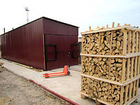 Сушильное оборудование для дров, фото 1