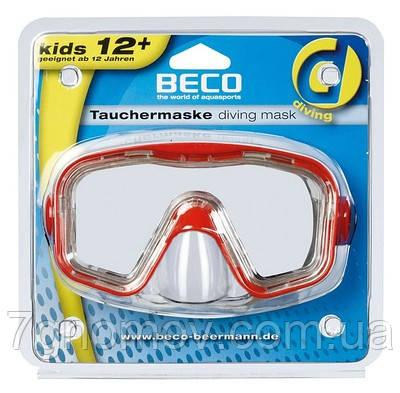 Маска плавательная BECO подростковая (+12), фото 2