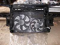 Дифузор двойной в зборе volkswagen-caddy 2004-2010