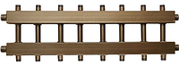 Коллектор распределительный с универсальным подключением СК 473.150 на 8 контуров