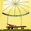 Круглий шатер, павільйон 3,5м / ЖОВТИЙ, фото 2