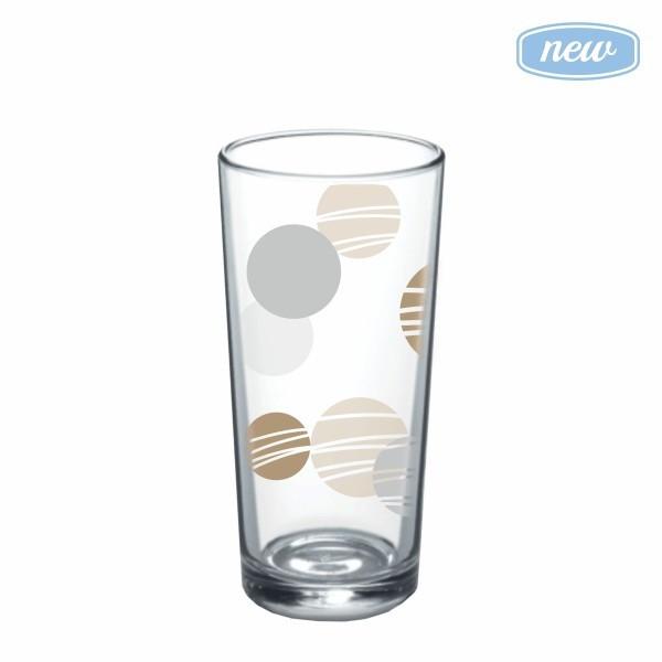 """Набор стаканов 6шт*200мл """"Бусы""""  круговой"""