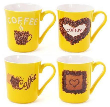 "Чашка 270мл ""Coffee"" кофейная, фото 2"
