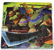 Салфетка Черепашки-Ниндзя 16шт 1502-1277
