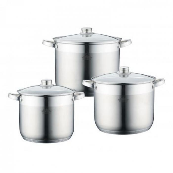 Набор посуды 6пр (20/24/26cm) Peterhof PH 15199S