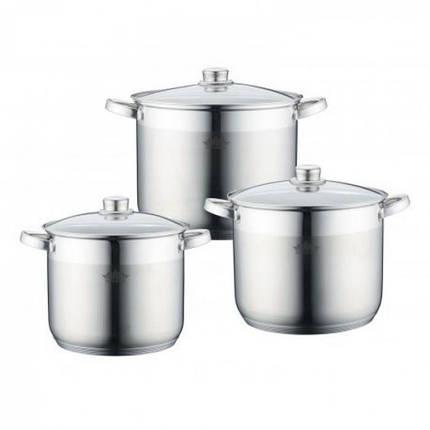 Набор посуды 6пр (20/24/26cm) Peterhof PH 15199S, фото 2