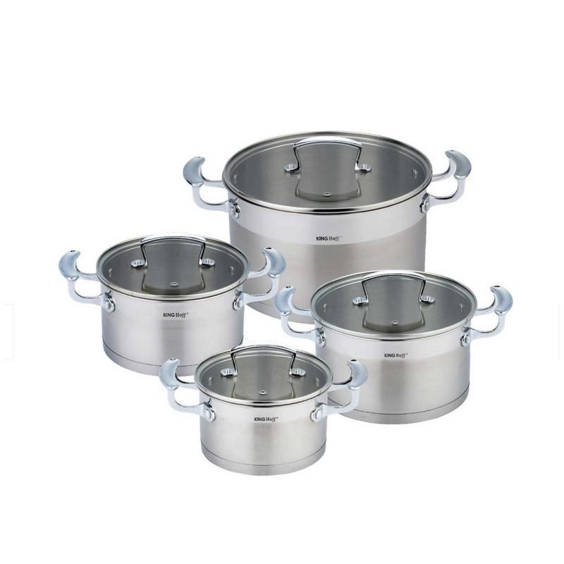 Набор посуды 8пр KingHoff KH1200
