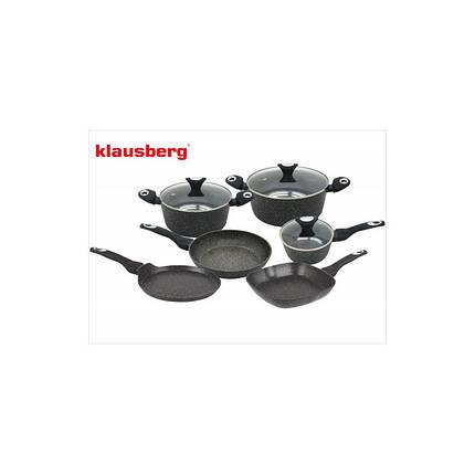 Набор посуды 9пр Klausberg KB7200, фото 2