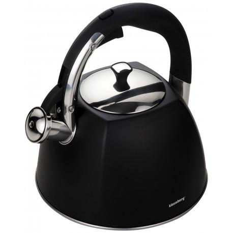 Чайник Klausberg 3,0л со свистком KB7195