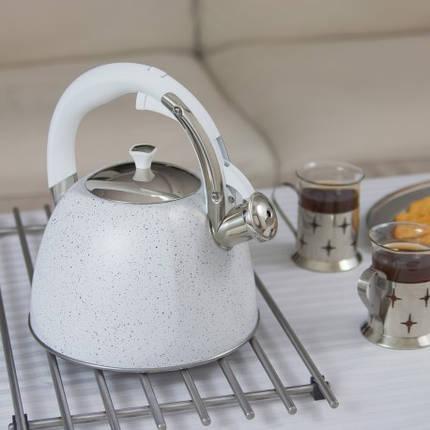 Чайник со свистком Klausberg 3,0л KB7261, фото 2