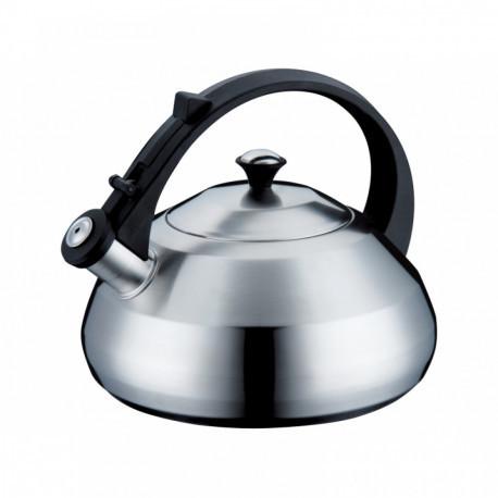 Чайник Peterhof 2,8 л PH15534 со свистком (матовый) Цельнолитой
