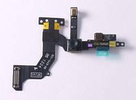 Шлейф для мобильного телефона Apple iPhone 5 подсветки дисплея с камерой / с компонентами