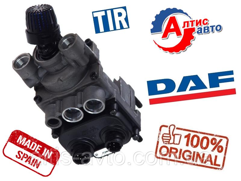 Главный тормозной кран DAF 105, XF 95, 85 75 CF, Евро 5 4 3 Wabco 4800015000 1455027
