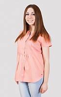 Летняя женская легкая блуза