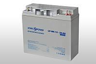 Аккумулятор  мультигелевый  LogicPower LP-MG 12V - 20.0Ah