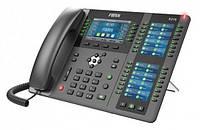 Новий IP-телефон Fanvil X210 c 3 кольоровими екранами