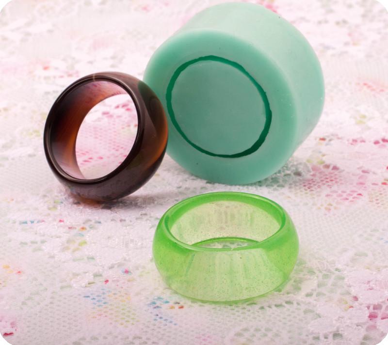 Силиконовый молд для кольца (20 мм)