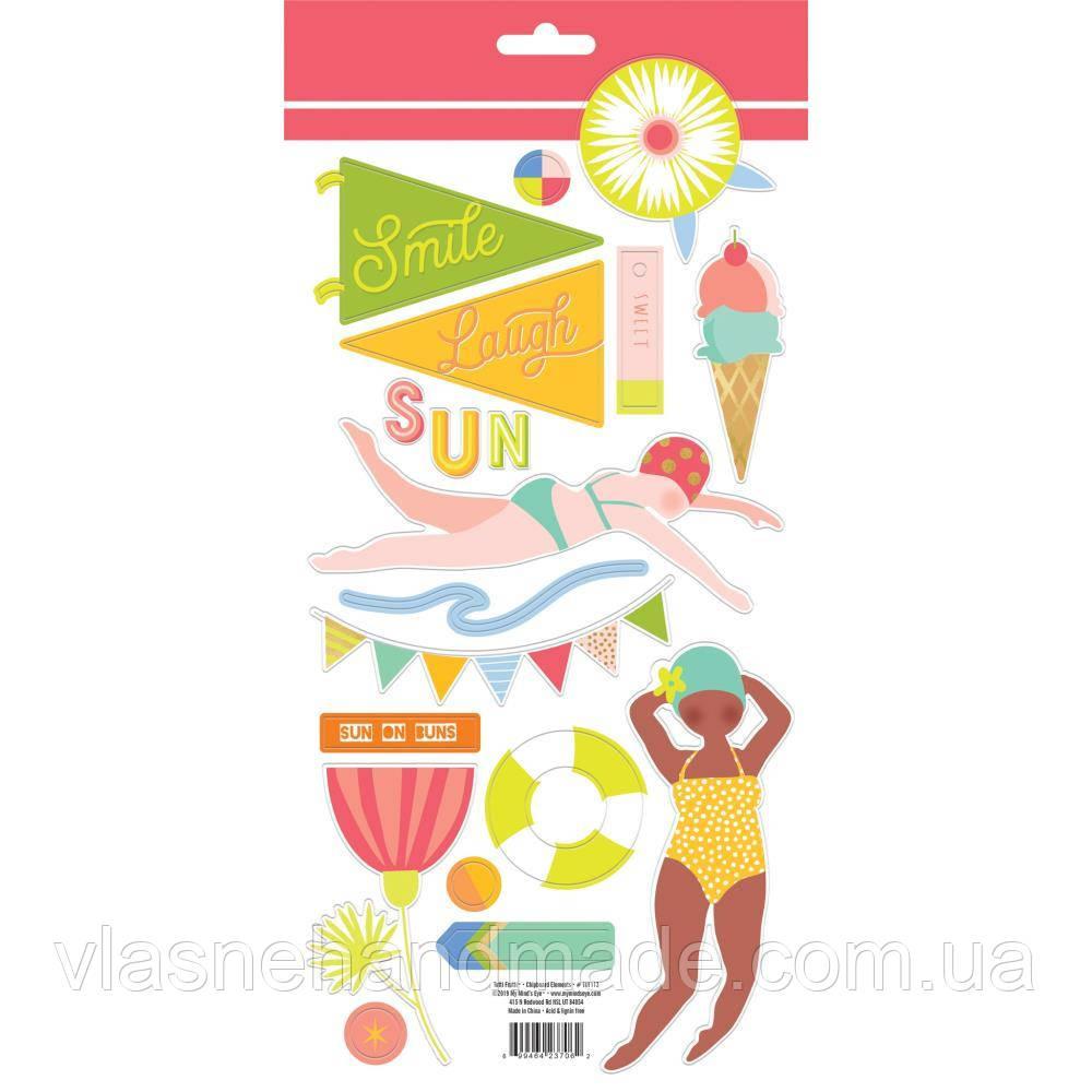 Чіпборд - Tutti Frutti - MME - 30x30