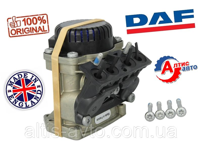 Главный тормозной кран DAF LF 45, 55 Евро 3 5 1405372 1935584, 4614945312 Wabco 9650010022
