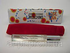 Мини парфюм Moschino Cheap & Chic I Love Love